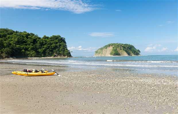 Kayak por Sámara