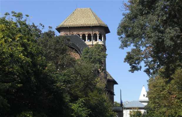 Musée du paysan roumain