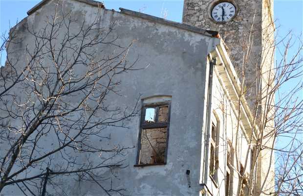 Torre del Reloj - Sahat Kula