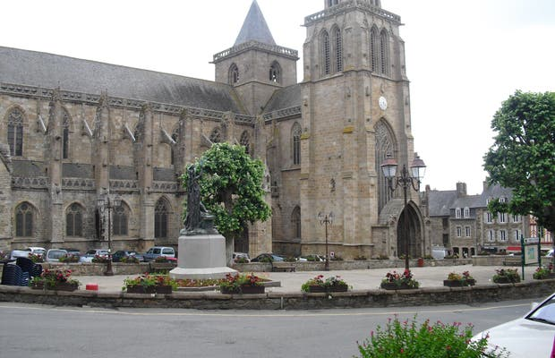 Cathedral of Treguier