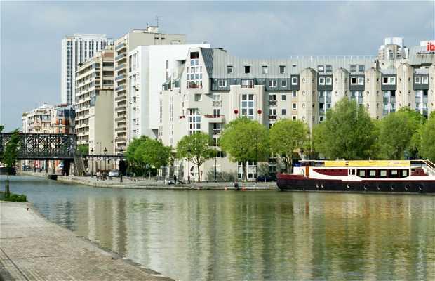 Bacia de la Villette