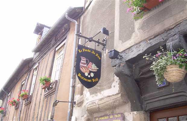 Rues de Dol de Bretagne