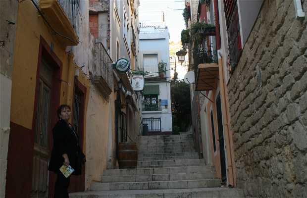 Quartiere San Roque