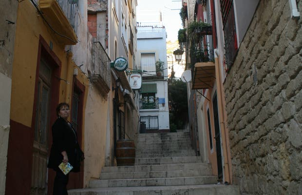 San Roque district