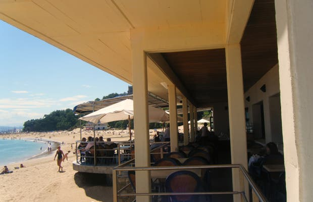 Restaurante El Balneario de La Magdalena