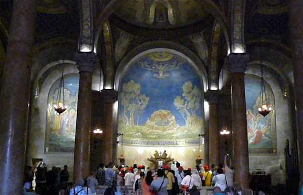 Église de Toutes-les-Nations