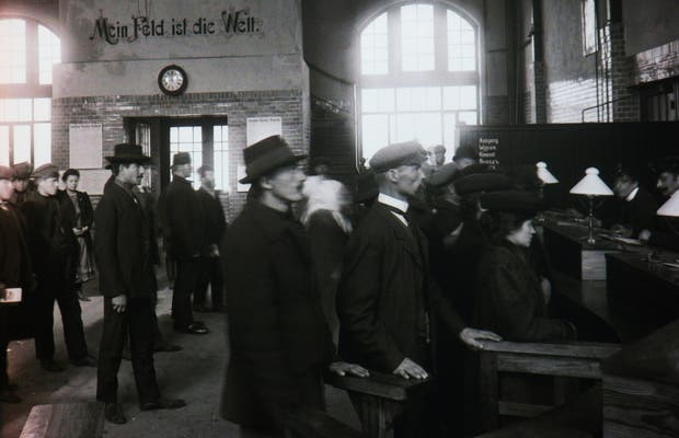 BallinStadt Emigration Museum