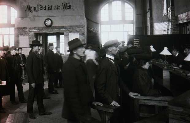 Musée de l'émigration BallinStadt