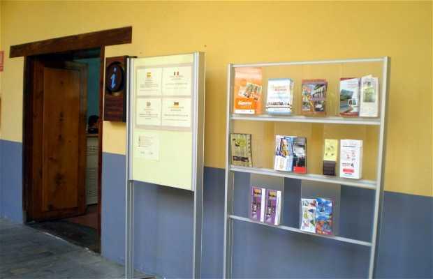 Oficina de turismo de la laguna en san crist bal de la for Oficina de turismo de tenerife
