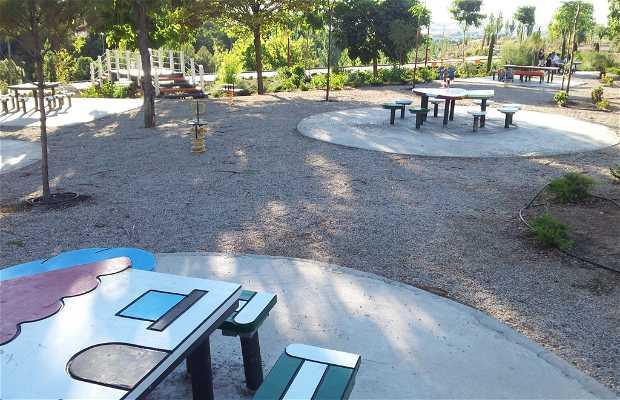Aguas Vivas Park