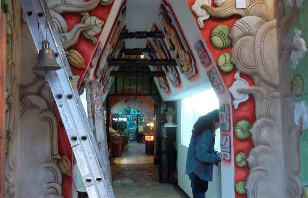 Casa del Museo del Jade