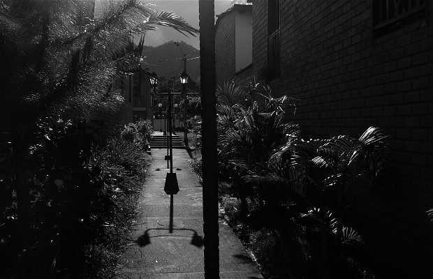 Calles de La Ceja