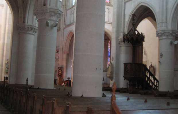 L'église Saint-Rémi d'Essoyes