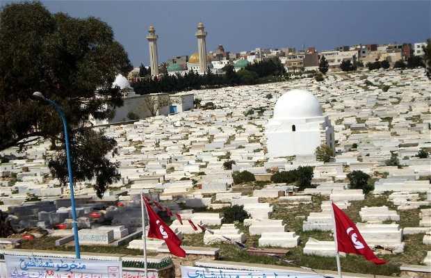 Cimetière - Koubba Sidi el Mezeri