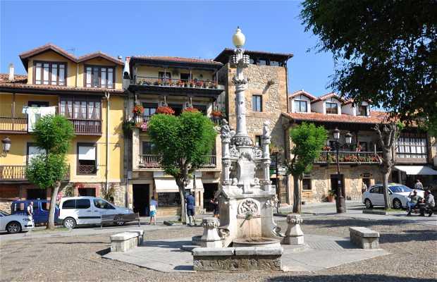 Comillas in Spagna
