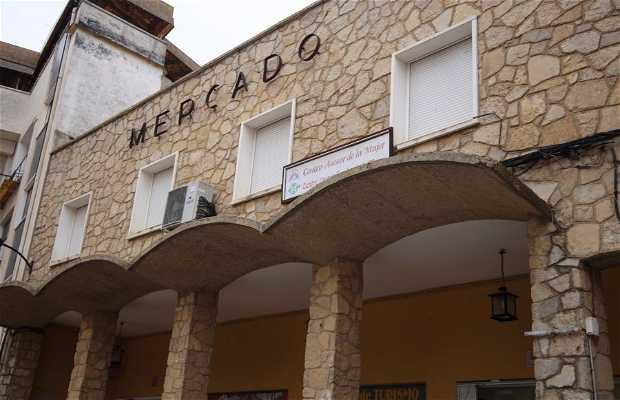 Mercado de Casas Ibañez