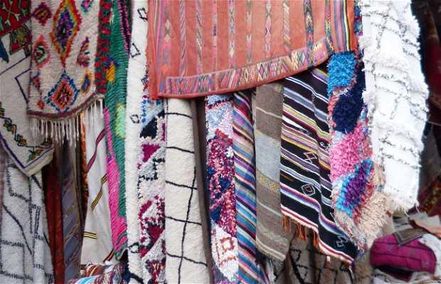 Zoco de las alfombras