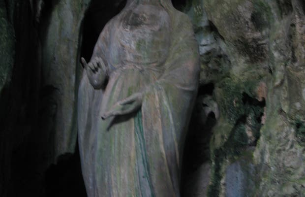 Grotte Huyen Khong a Da Nang