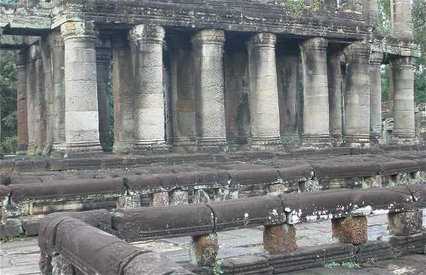 Tempio di Tanei in Cambogia