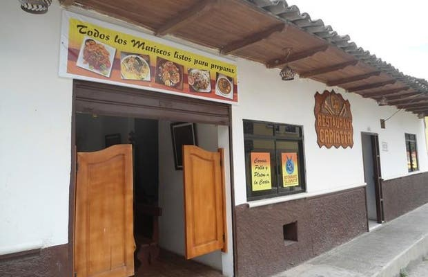 restaurant Capiatta