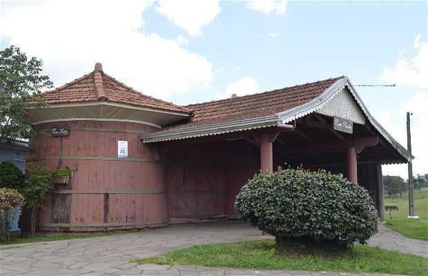Estação Férrea de Carlos Barbosa