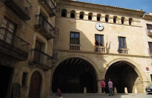 Casas Consistoriales de Calaceite