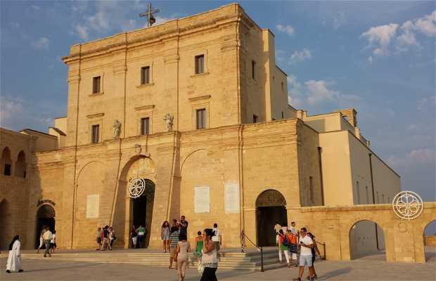 Basilica of Santa Maria de finibus terrae