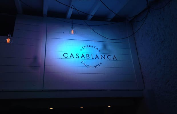 Terraza Casablanca