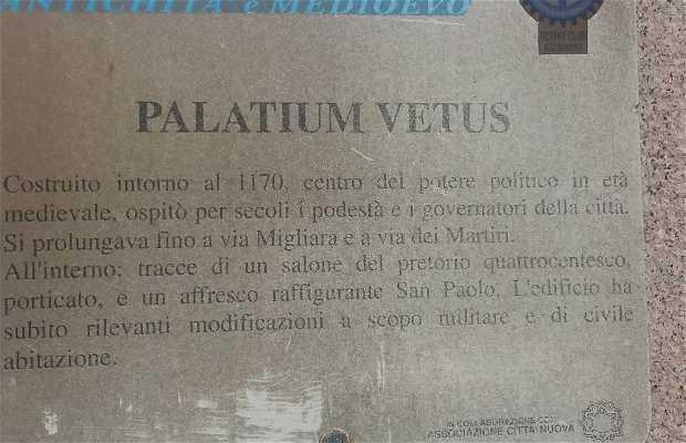Palatium Vetus