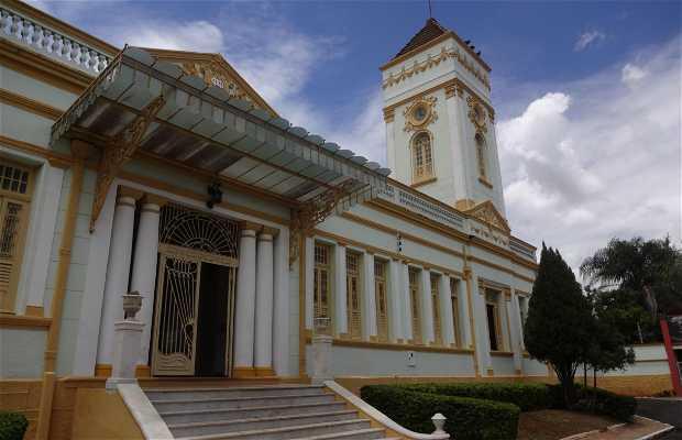 Fundación Cultural Calmon Barreto