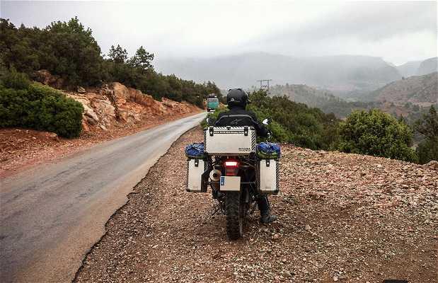 Carretera R307 Skoura - Demnate