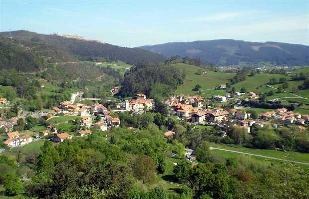 Mirador del Monte Castillo