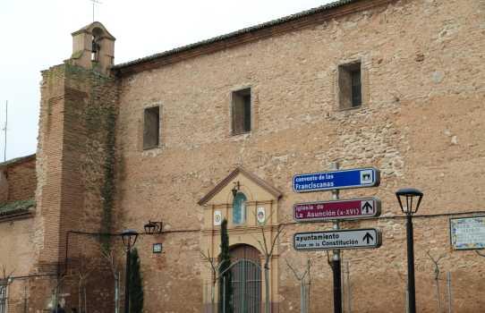 Iglesia Convento de las Monjas de clausura