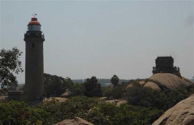 Faro de Mahabalipuram