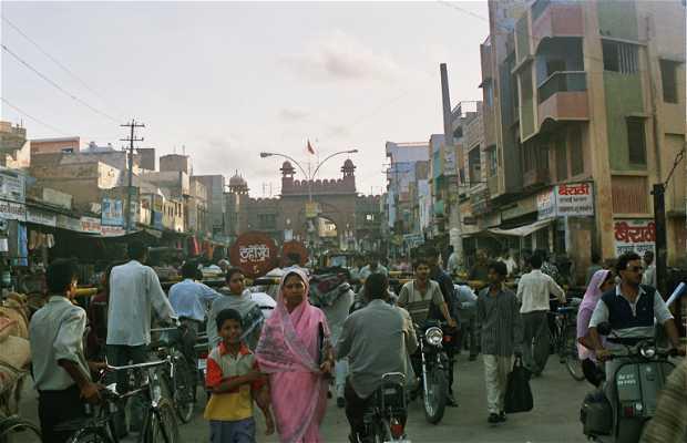 Calles de Bikaner