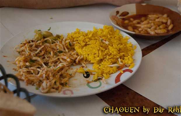 Restaurant Al Moukhtar