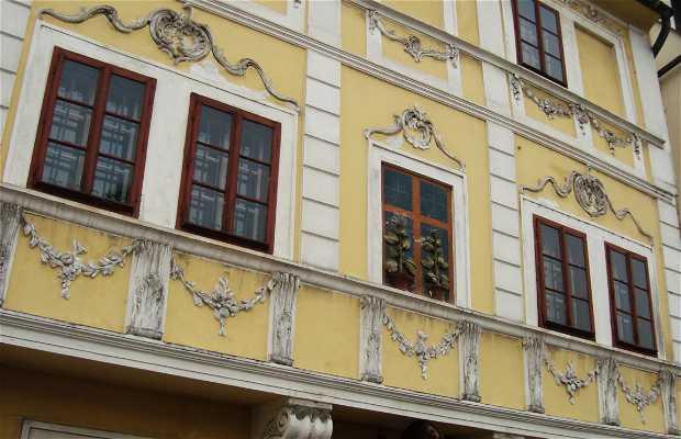 La Colline du Château de Bratislava