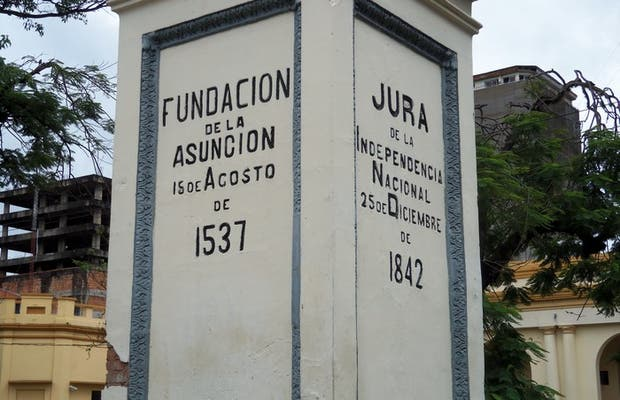Monument to the Founding of Asuncion