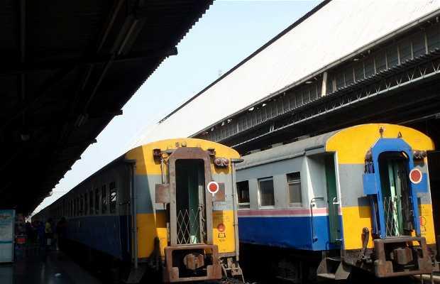 Estación de Tren Hua Lamphong