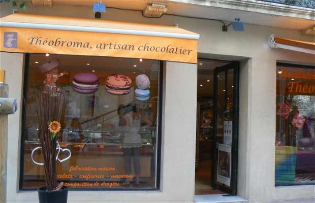 Théobroma artisan chocolatier