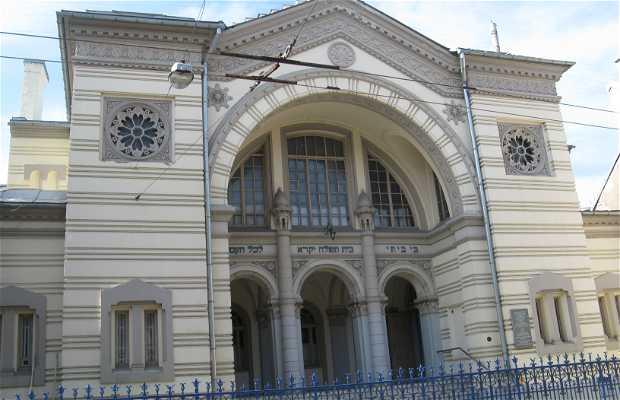 La sinagoga di Vilnius