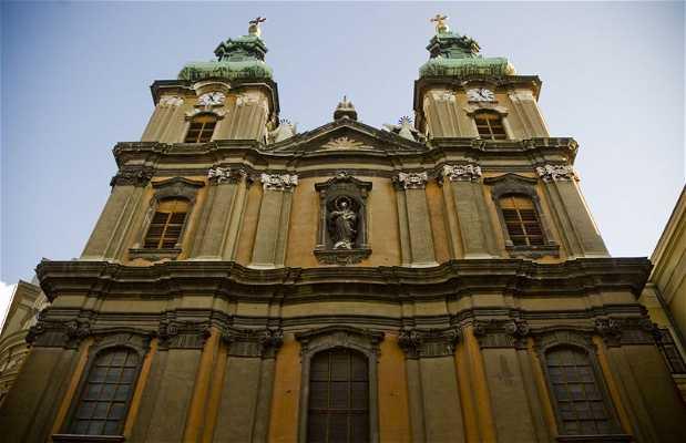 Iglesia Universitaria de Budapest