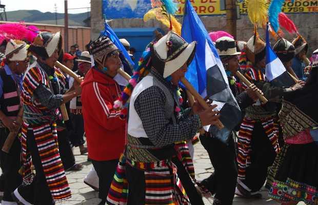 Festivals in Potosí