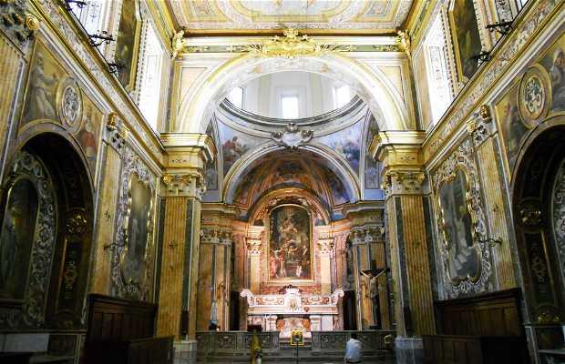 Igreja de Santa Maria Avvocata