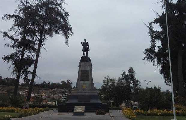 Monumento a Francisco Bolognesi