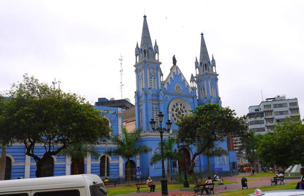 Plaza Francia lima
