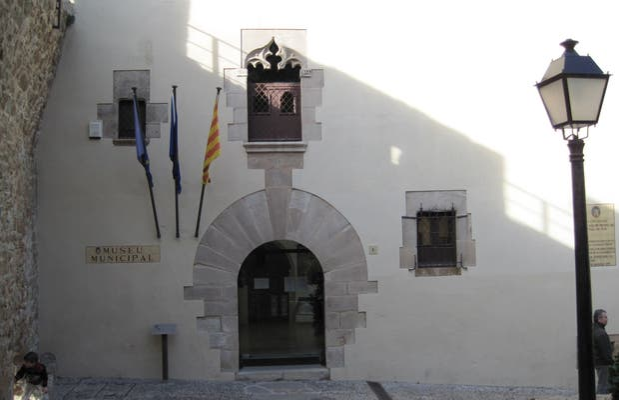 Museo Municipale a Tossa del Mar in Spagna