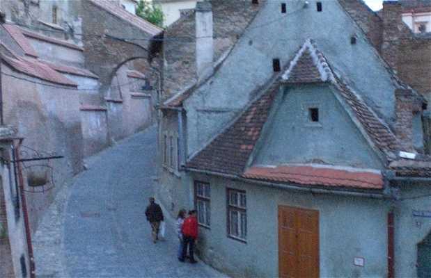 Torre de las escaleras