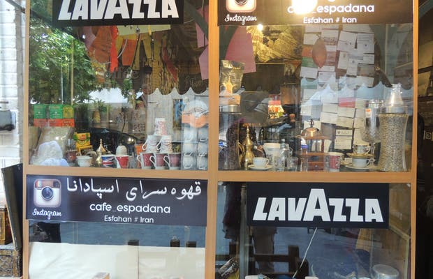 Espadana Café