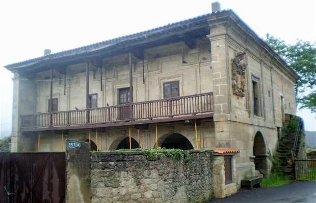 Casa de Sánchez Bustamante